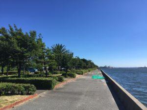 たこ公園(第一号須磨海岸緑地)