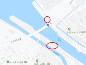 芹川駐車場