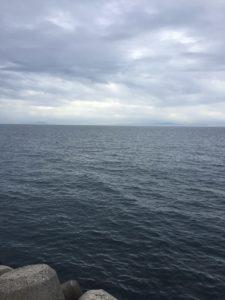 富山ショアジギポイント(魚津港)