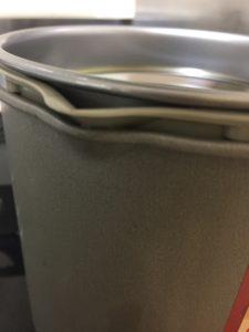 貝印 KAI オイルポット 1.2L 2重口 油だれ ストップ設計 テフロン セレクト DZ0709