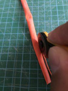 100均の風船で作るタイラバのネクタイ自作方法