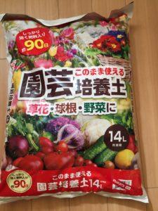 【リボべジ】釣り魚料理用のネギをペットボトルを使った再生野菜でまかないます