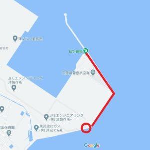 【2020年10月】日本鋼管にフカセ釣りに行ってきました
