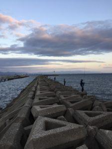 【2020年11月】三重県の日本鋼管にブリ釣りに行ってきました