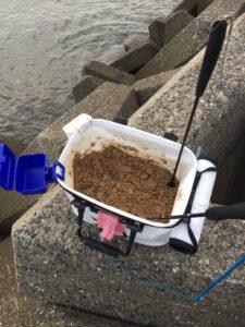 【2021年5月29日】日本鋼管にグレとキスを釣りに行ってきました